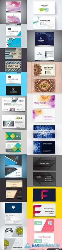 Business Cards Mix