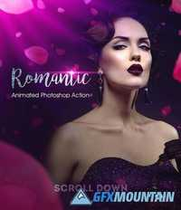 GraphicRiver - Romantic Photoshop Animated Action - 19388396