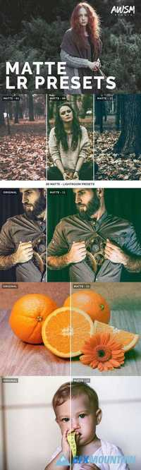 Matte - Lightroom Presets 1258783