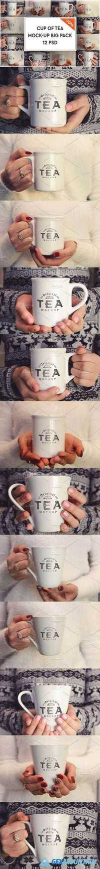 Cup of Tea Mock-up Bigpack 1259170