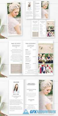 Wedding Photography Brochure 1270221
