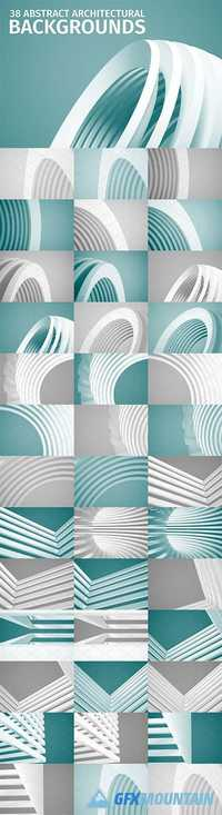 38 ABSTRACT ARCHITECTURE BACKGROUNDS