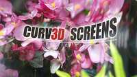 Curv3D Screens - Project for After Effects