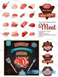 Large Meat Set 1277426
