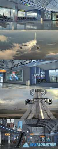 Airport Gallery Package 19316246