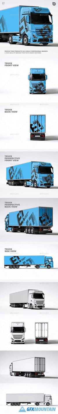 Truck Mock Up 17097695