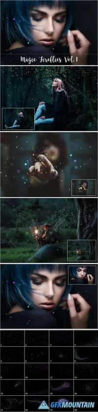 MAGIC FIREFLIES VOL. 1 - 1350621