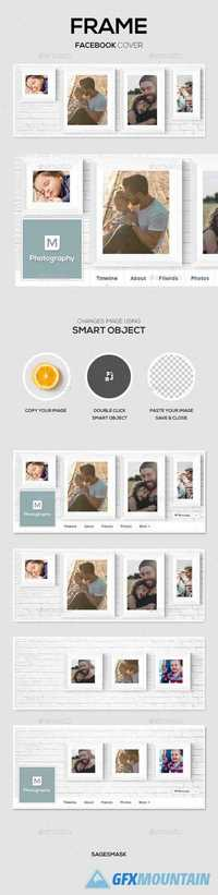 GraphicRiver Frame Facebook Cover 19460509