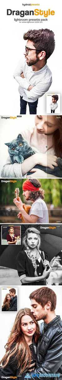 Graphicriver Dragan Style Lightroom Presets 19738342