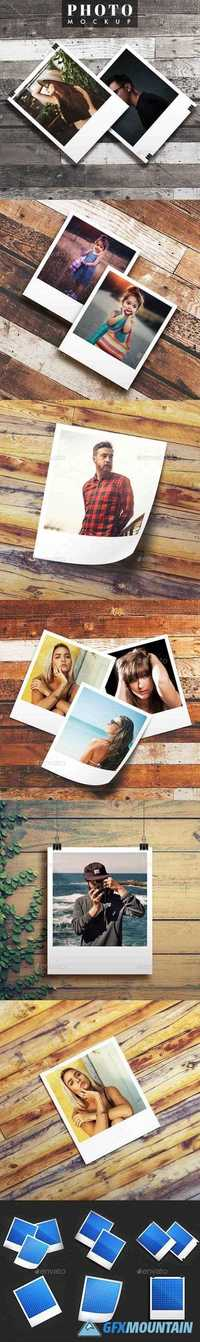 Graphicriver - Photo Frame Mockup 19317885