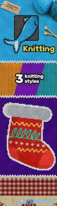 Knitting Font Free Download : Knitting free download graphics fonts vectors print