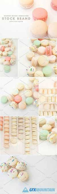 Macaron Stock Photo Bundle 1488946