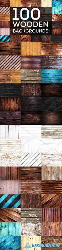 100 Wooden backgrounds 1504645