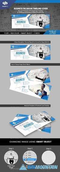 Awesome Business Facebook Cover Templates 20183696