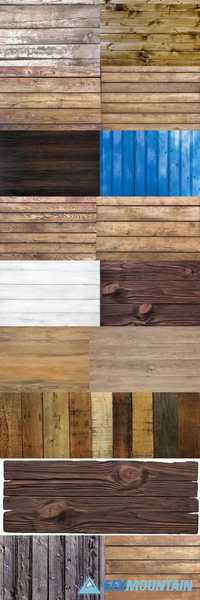 Wooden Background 5
