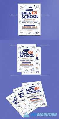 Back To School Flyer 20384348