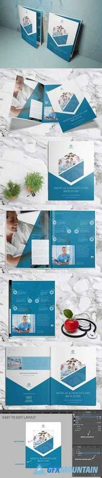 Medical Health Care Brochure 1714368