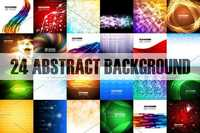 24 ABSTRACT BACKGROUND 1645458