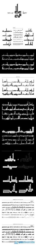 ALAMA, ARABIC FONT 1674174 » Free Download Graphics, Fonts, Vectors