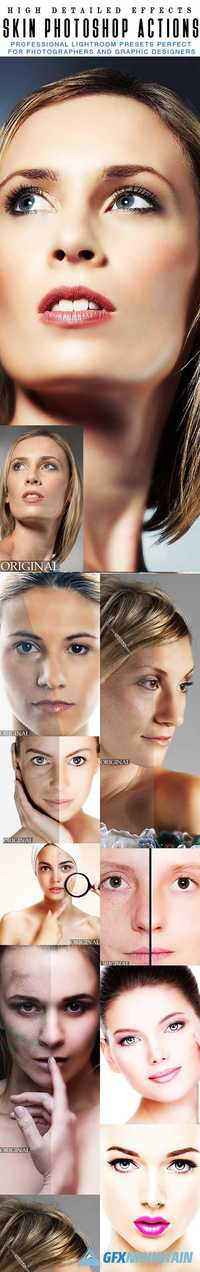 Skin Photoshop Action 20425995