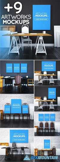 +9 ARCHITECT DESKTOP MOCKUPS VOL 1 - 1770102