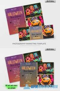 Halloween Mini Session Template 1520528