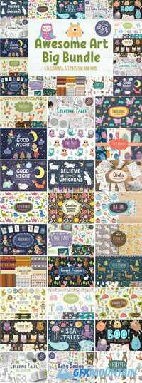 AWESOME GRAPHIC BUNDLE - 1773080