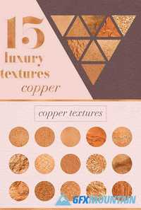 LUXURY COPPER TEXTURES 1807065