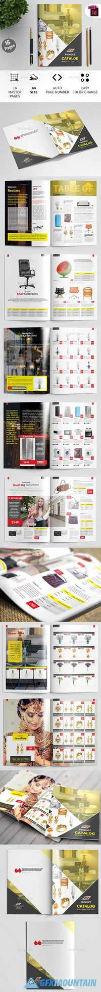 Product Catalog Template 20623019