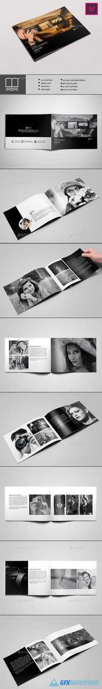 Photography Album Template 20619388