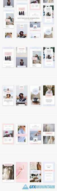 Soft Instagram Stories Pack 1793623