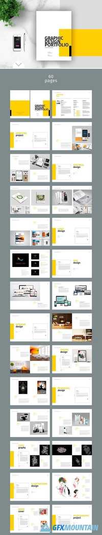 Graphic Design Portfolio Template 1830802 Free Download Graphics Fonts Vectors Print Templates Gfxmountain Com,Hire Interior Designer Student