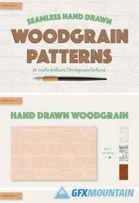 Woodgrain Patterns 1812426