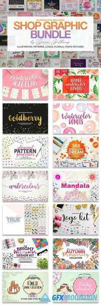 SHOP GRAPHIC BUNDLE 1903077