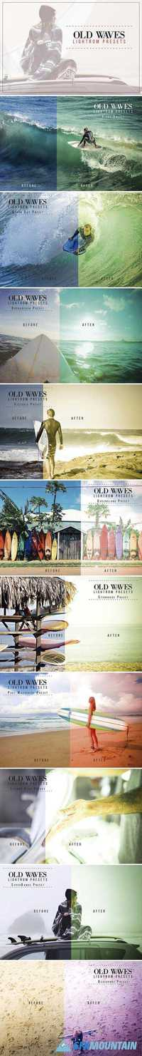 Old Waves Lightroom Presets 1890473