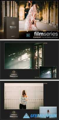 Film Series - Lightroom Presets 1920374