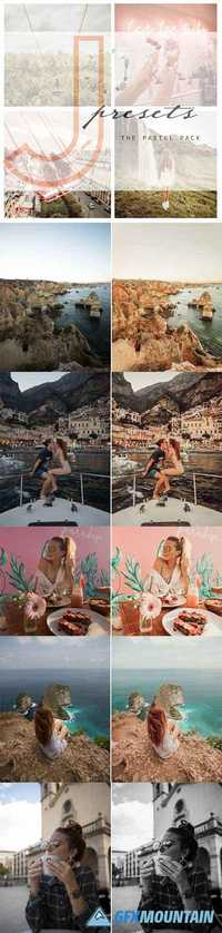 Jaci Marie Pastel Pack Lightroom Presets