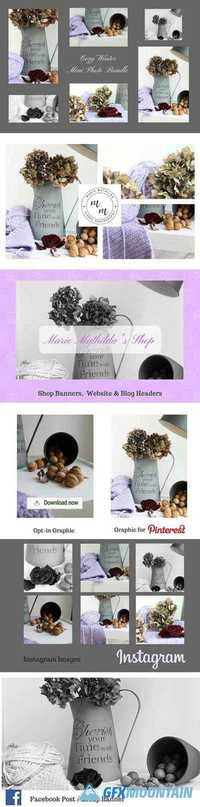 COZY WINTER MINI PHOTO BUNDLE 1828023