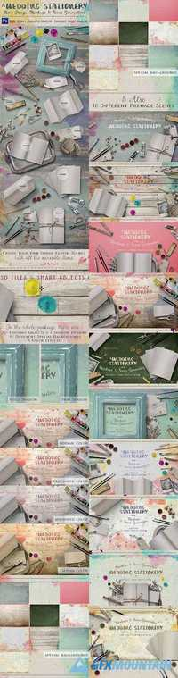 WEDDING STATIONERY HERO IMAGE - 11934120