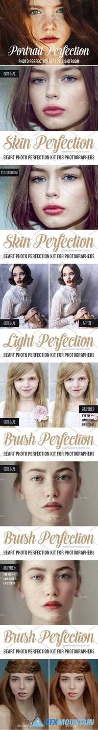 Portrait Lightroom Presets and Brush 493328