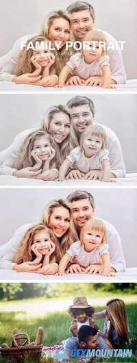 Family Portrait Lightroom Presets 2040735