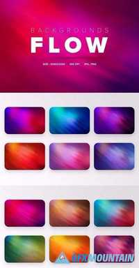 Flow Backgrounds 2064503