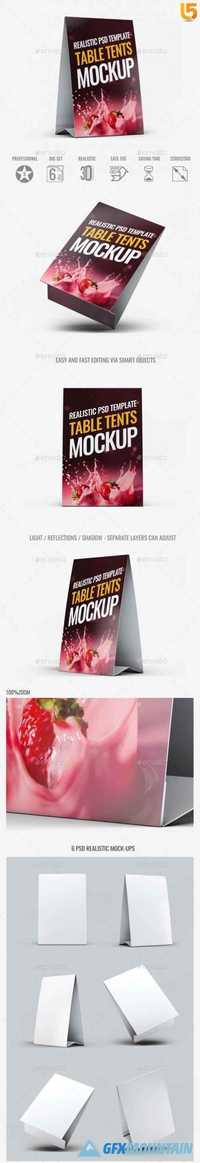 TABLE TENTS MOCK-UP V1 - 21074306