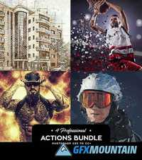 2017 Four In One 6 Actions Bundle 20964244