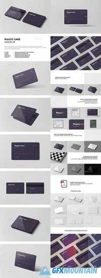 PLASTIC CARD MOCK-UP - 21147824
