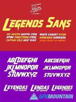 Legends Sans 2061665