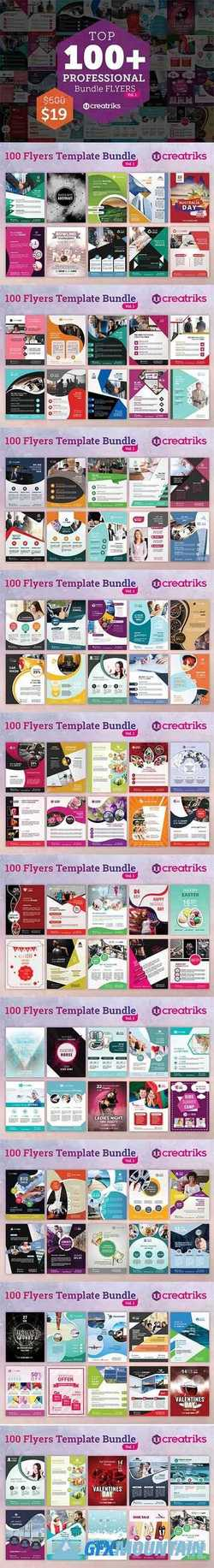 100+ AWESOME FLYER TEMPLATES - 1740696