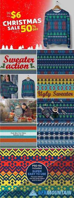 UGLY CHRISTMAS SWEATER ACTION - 2108552