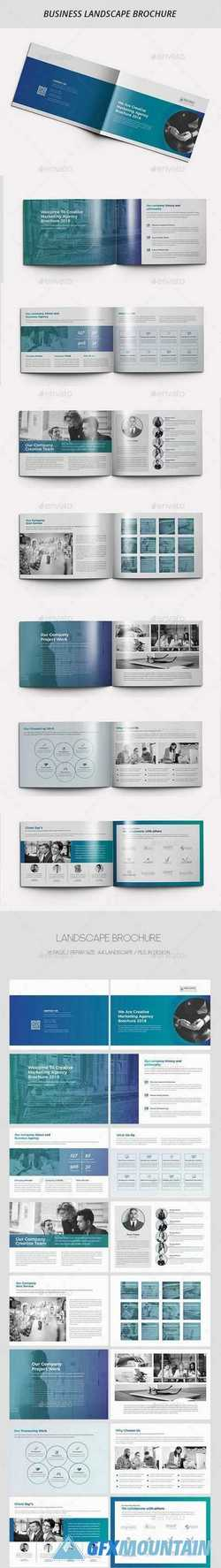 Brochure Indesign Template 21241657