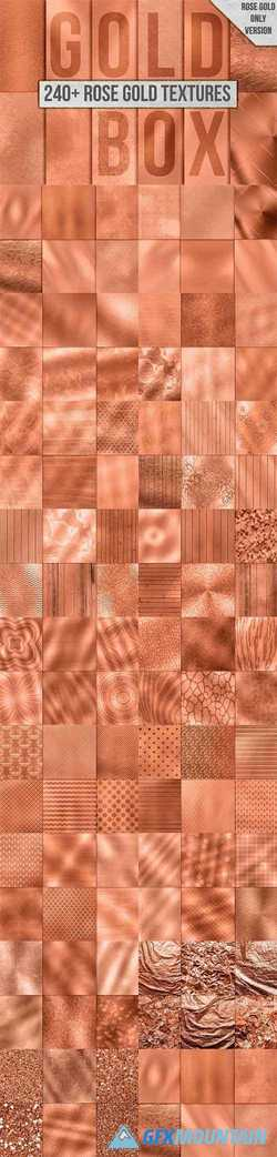 240+ Rose Gold Foil Texture Pack 2136221